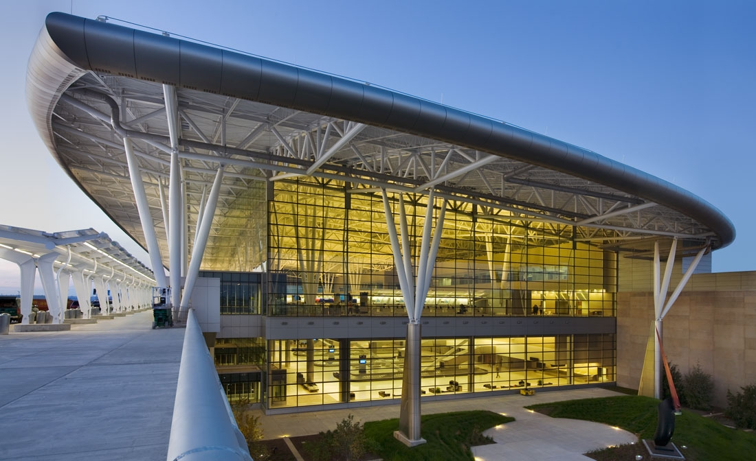 <p>HOK</p><p>Indianapolis International Airport</p>