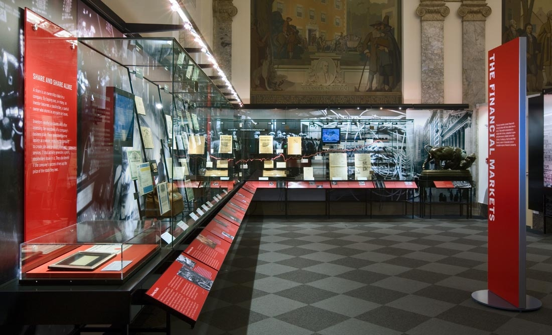 <p>C&G Partners<br /> </p> <p>Museum of American Finance<br />NYC</p>