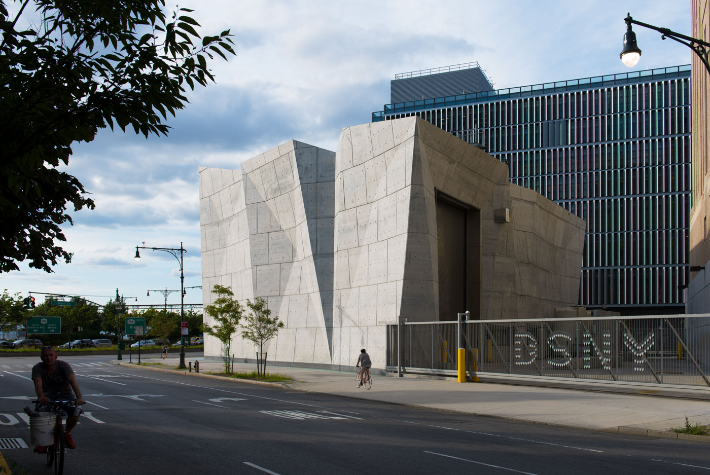 <p>Dattner Architects + WXY Studio<br />     </p>