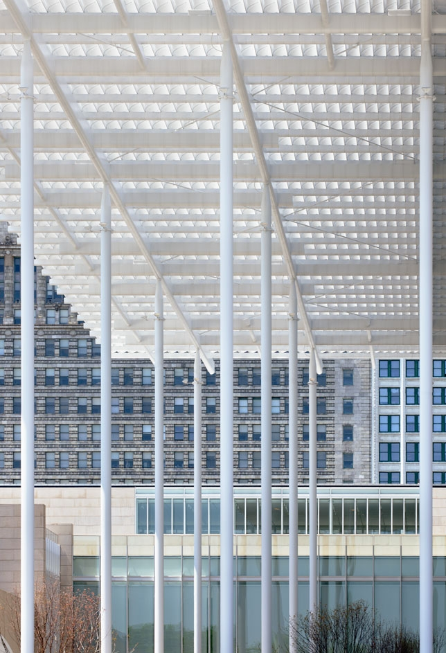 renzo piano the art institute of chicago s modern wing chuck